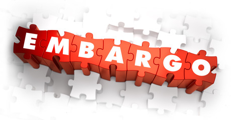 Embargo - Word on Red Puzzles.