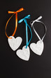 Abstract hearts - 80829167