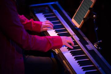 keyboard in concert