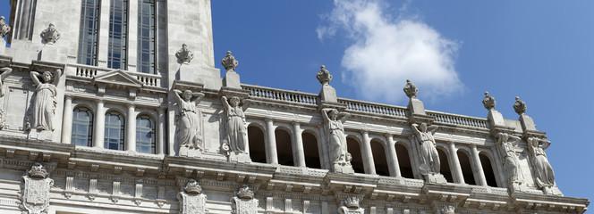 Porto city hall