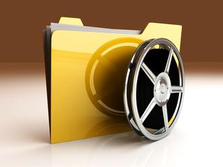 Digital Video Folder..