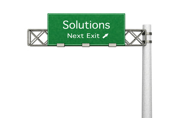 Highway Sign - Solutions.