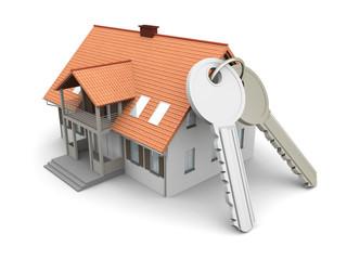 House and Keys.