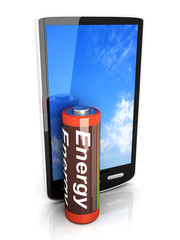 Smartphone.Battery.