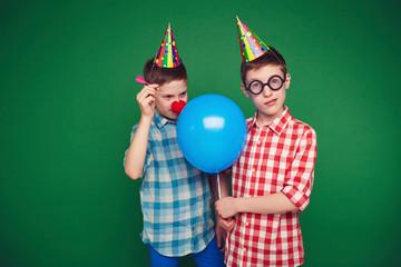 Goofy twins