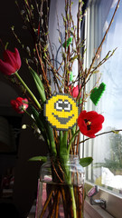 handmade decoration to easter