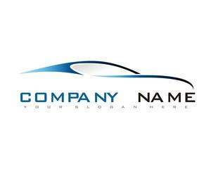 car vehicle transportation logo vector