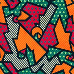 tissue vintage seamless pattern