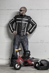 ironic biker 3