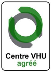 logo centre vhu