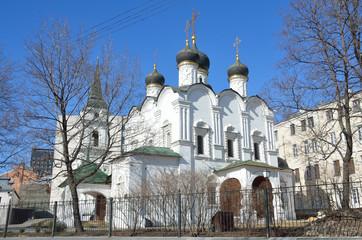 Церковь Владимира Равноапостольного в Старых Садах. Москва