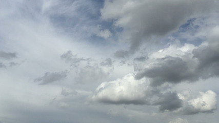 Dramatic Cloudscape Area for Background 9