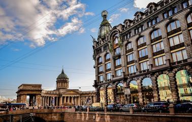 Санкт-Петербург, набережная канала Грибоедова