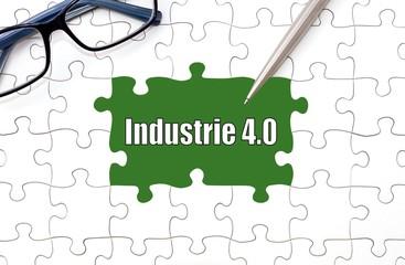 Industrie 4.0 - Puzzle