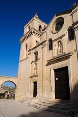 Antica Città di Matera, Basilicata, Italia