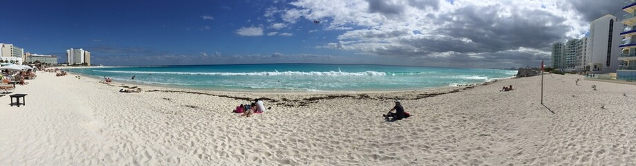 Cancún Beach