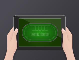 Online poker, online gambling, hobby