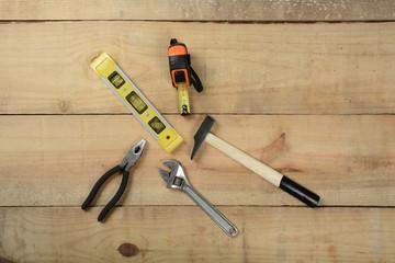 Variedad de herramientas