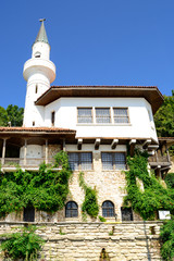 The Balchik Palace, Bulgaria