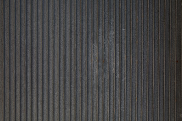 Black wooden background or color planks grey texture