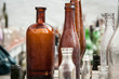 bottles yard sale