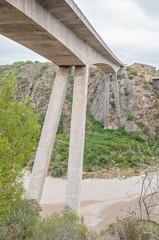 New road bridge over the Gouritz River
