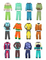 Sport tracksuits for boys