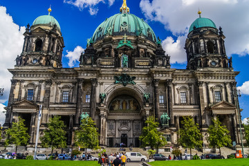 Dom in der Bundeshauptstadt Berlin
