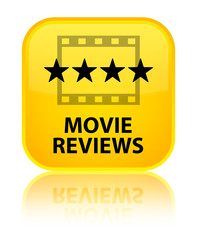 Movie reviews yellow square button
