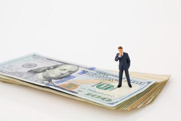 お金とビジネス