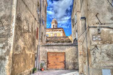 garage in Sassari old town