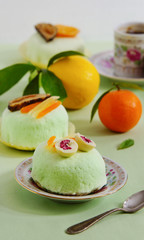 cassata mini cakes