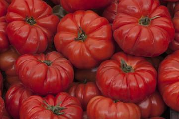 doğal kırmızı domates