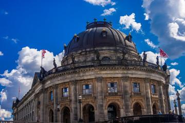 Bode-Museum auf der Museumsinsel von Berlin
