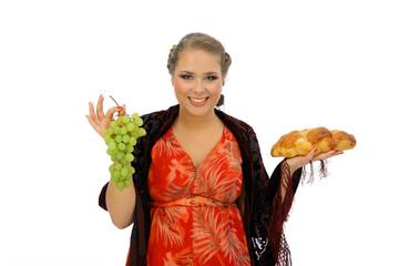 kobieta i żywienie