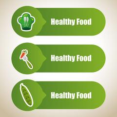 healthy food infographics