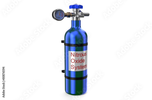 Nitrous Oxide System gas cylinder - 80876594