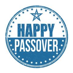 Happy Passover stamp