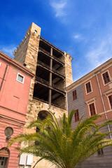 Sardegna, Cagliari, Torre di San Pancrazio