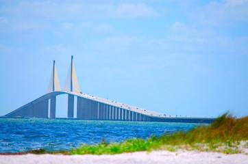 Sunshine Skyway Bridge Tampa Bay
