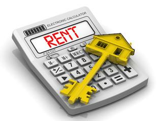 Аренда недвижимости (Rental properties). Концепция