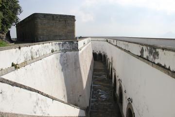 Trilha para Fortaleza de São João - RJ