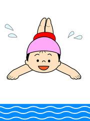水泳の飛び込み