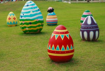 Easter Egg - Stock Image