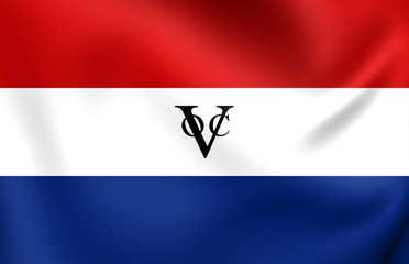 Flag of Dutch East India Company