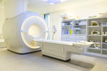 Kernspintomographie im Krankenhaus / Klinik / Praxis