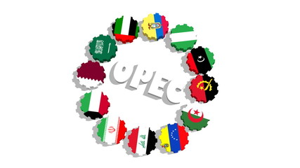 OPEC - The Organization of the Petroleum Exporting Countries