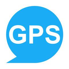 Icono texto GPS
