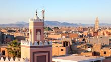 """Постер, картина, фотообои """"Marrakech, Morocco"""""""