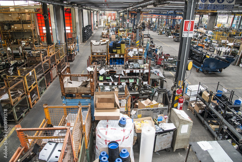 magazzino industriale - 80899378